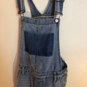 Pacsun Overall Shorts